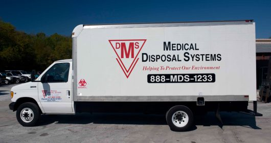 medical disposal systems